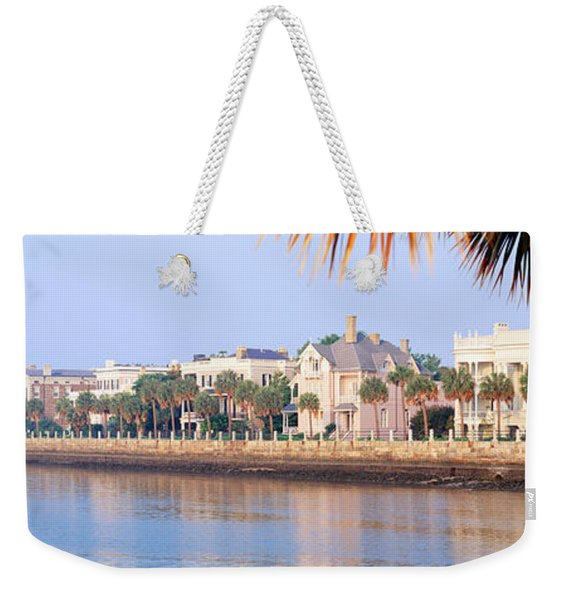 The Battery, Waterfront, Charleston Weekender Tote Bag