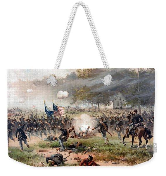 The Battle Of Antietam Weekender Tote Bag