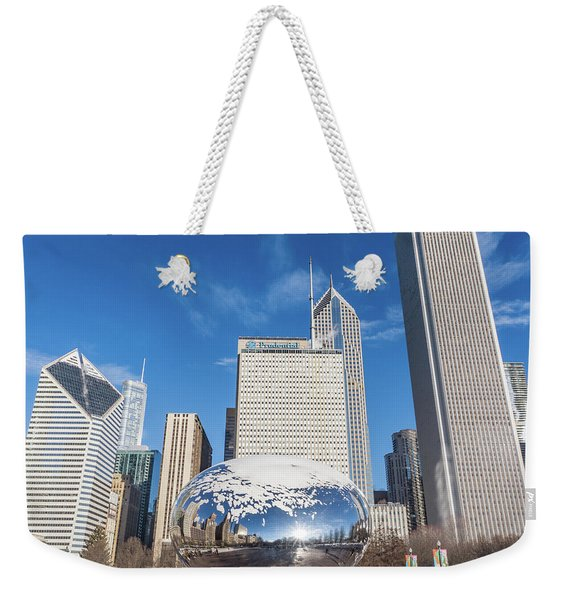 The Bean And The City Weekender Tote Bag