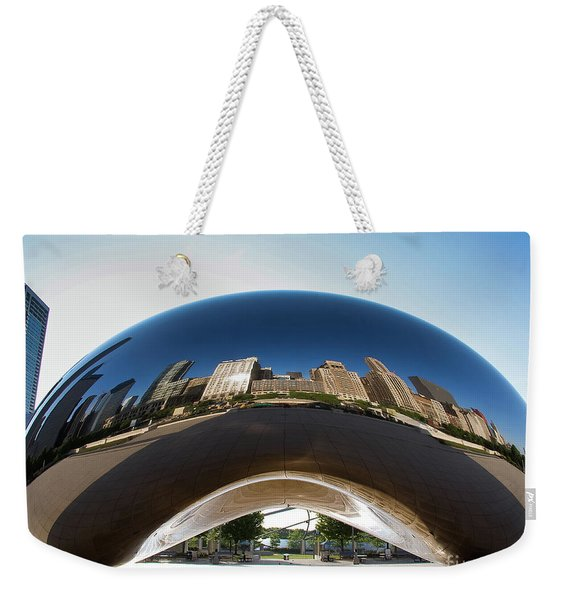 The Bean's Early Morning Reflections Weekender Tote Bag