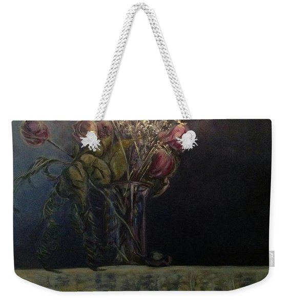 The Beauty That Remains Weekender Tote Bag