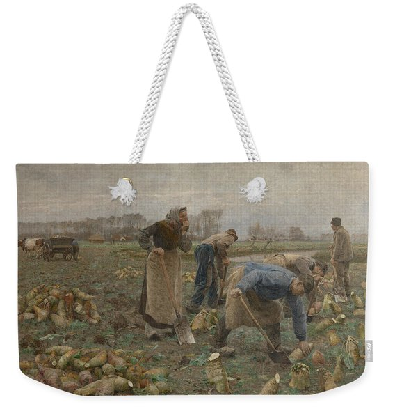 The Beet Harvest Weekender Tote Bag