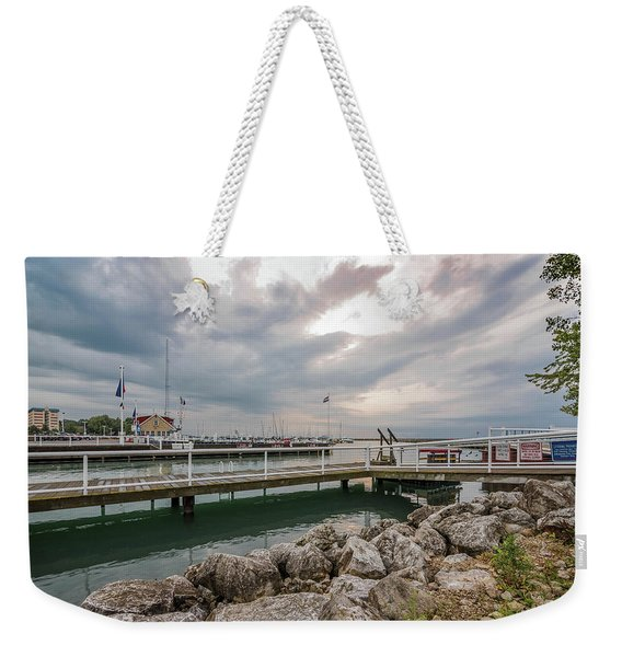 The Bells Weekender Tote Bag