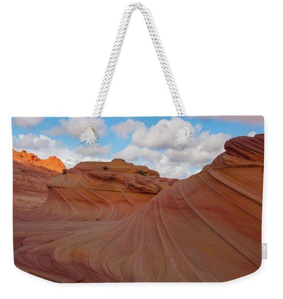 The Bends Weekender Tote Bag