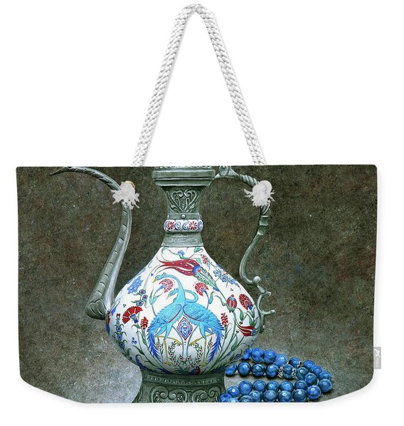 the Birds and the Beads Weekender Tote Bag