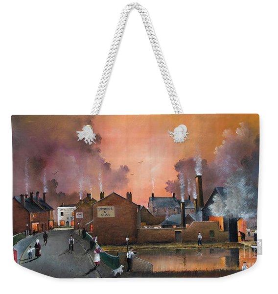 The Black Country Village Weekender Tote Bag