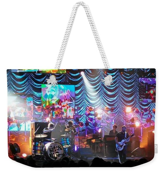 The Black Keys Kcmo Weekender Tote Bag