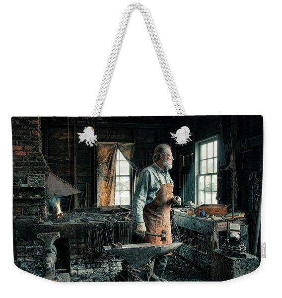 The Blacksmith - Smith Weekender Tote Bag
