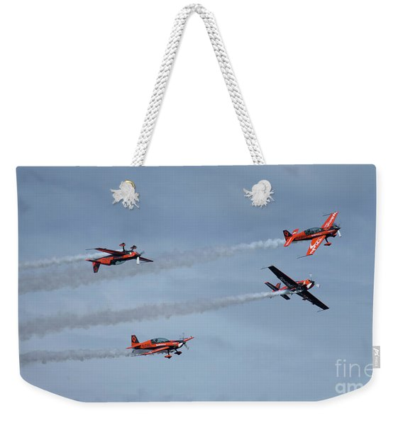The Blades Weekender Tote Bag