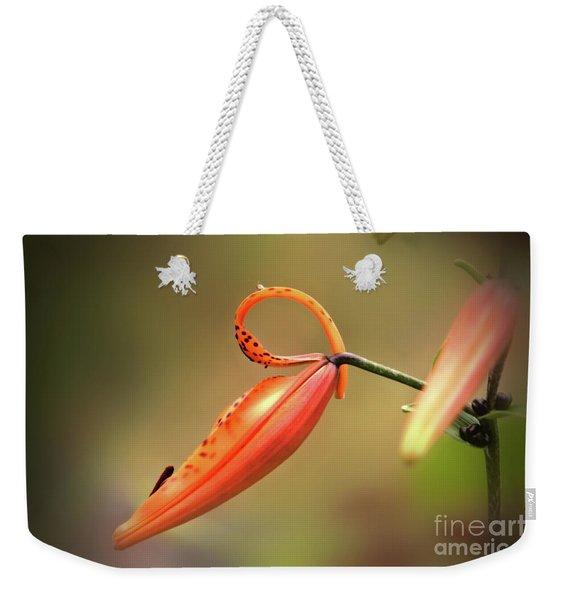 The Blooming Weekender Tote Bag