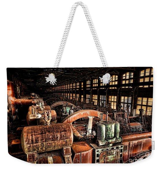 The Blower House Weekender Tote Bag