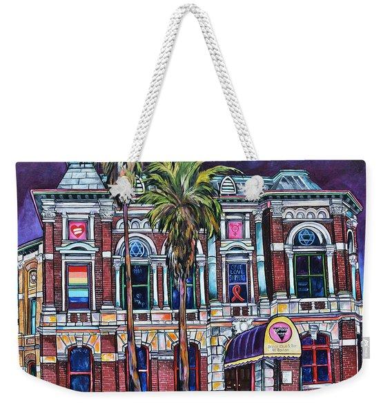 The Bonham Exchange Weekender Tote Bag
