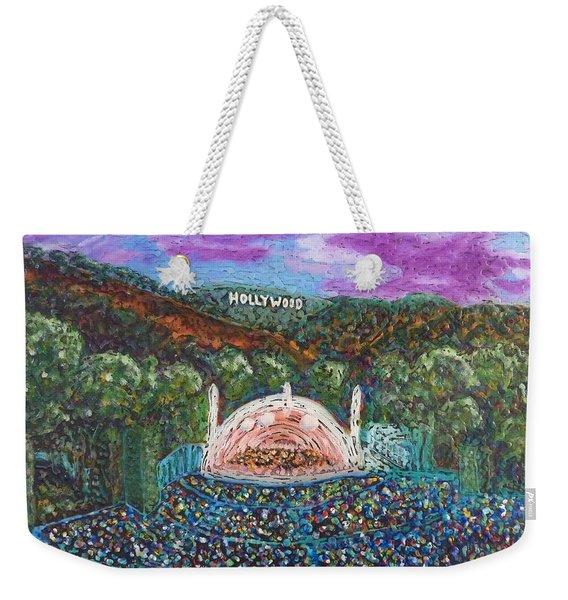 The Bowl Weekender Tote Bag