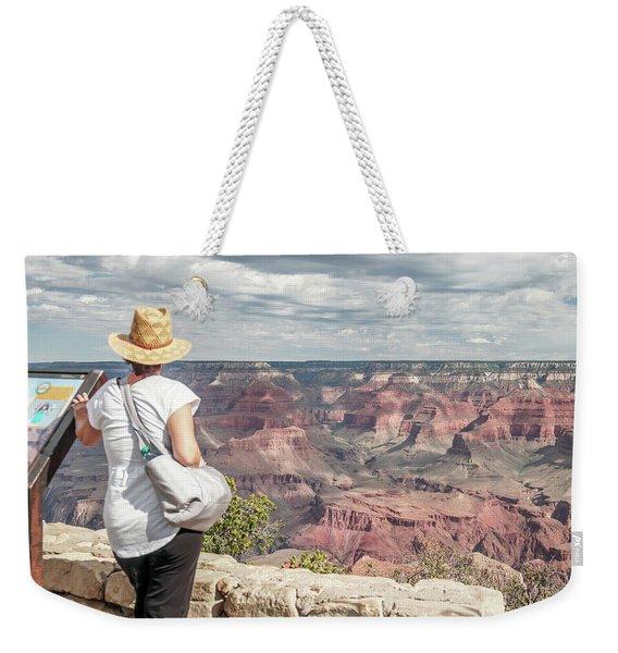 The Breathtaking View Weekender Tote Bag