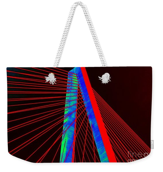 The Bridge Weekender Tote Bag