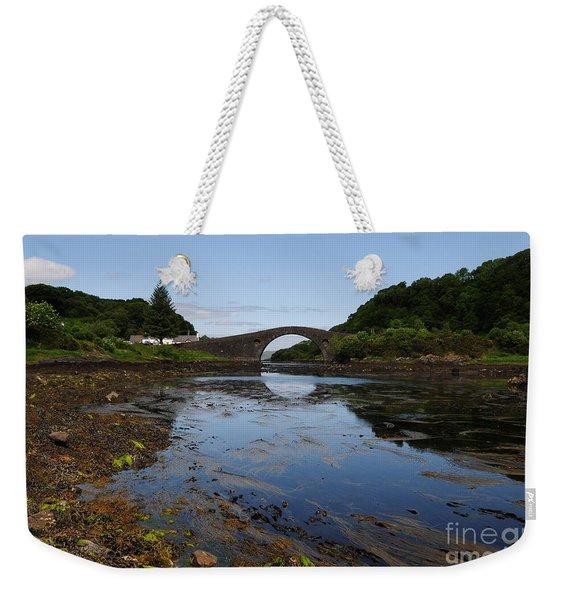The Bridge Over The Atlantic Weekender Tote Bag