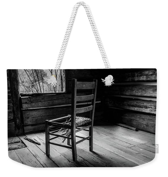 The Broken Chair Weekender Tote Bag