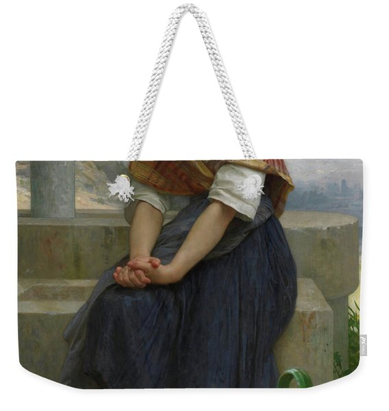 The Broken Pitcher Weekender Tote Bag