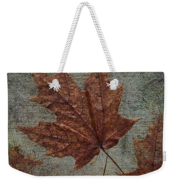 The Bronzing Weekender Tote Bag