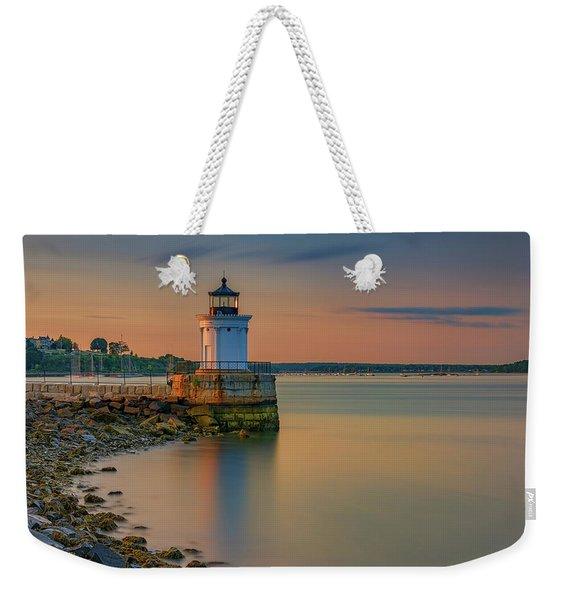 The Bug Light Weekender Tote Bag