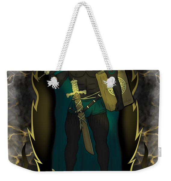 The Bull Taurus Spirit Weekender Tote Bag