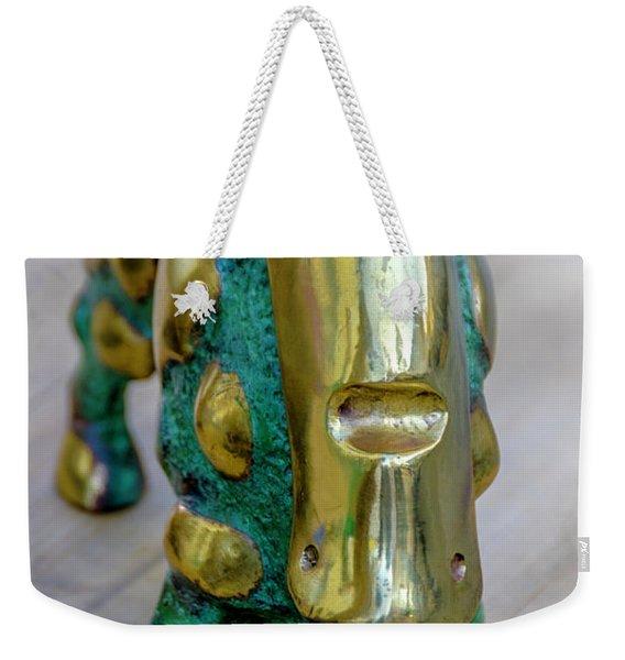 The Bull Weekender Tote Bag