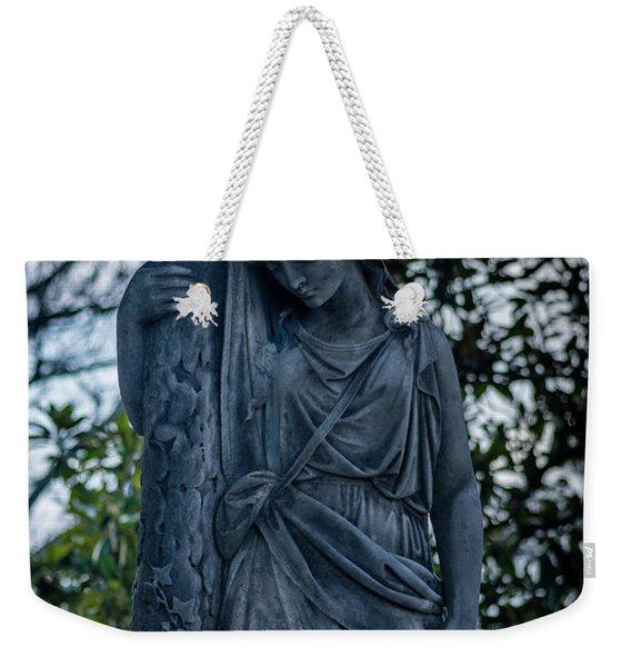 The Burden Of Many Weekender Tote Bag