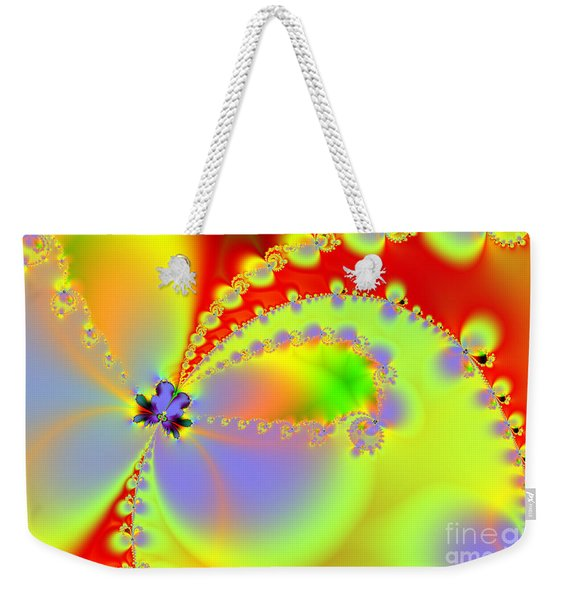 The Butterfly Effect . Summer Weekender Tote Bag