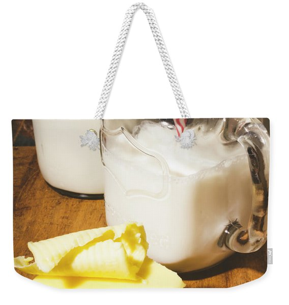The Buttermilk Kitchen Weekender Tote Bag