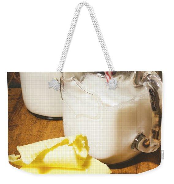 The Buttermilk Kitchen Weekender Tote Bag