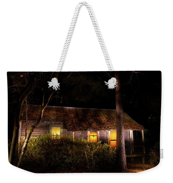 The Cabin In The Woods Weekender Tote Bag