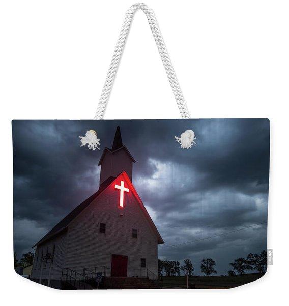 The Calling Weekender Tote Bag