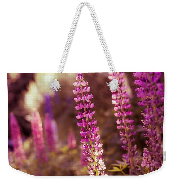 The Candle Weekender Tote Bag