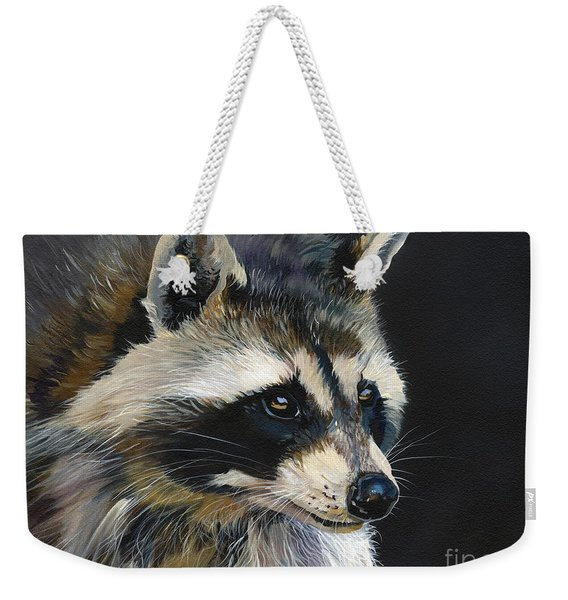 The Cat Food Bandit Weekender Tote Bag