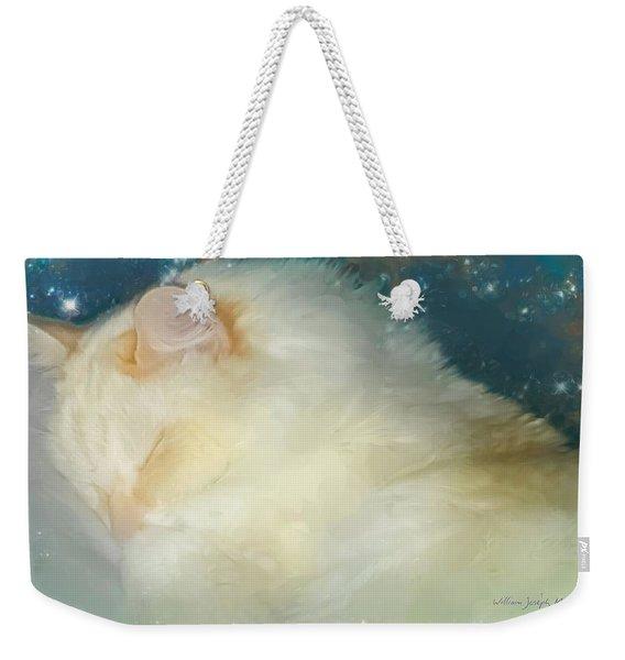 The Catnap Weekender Tote Bag