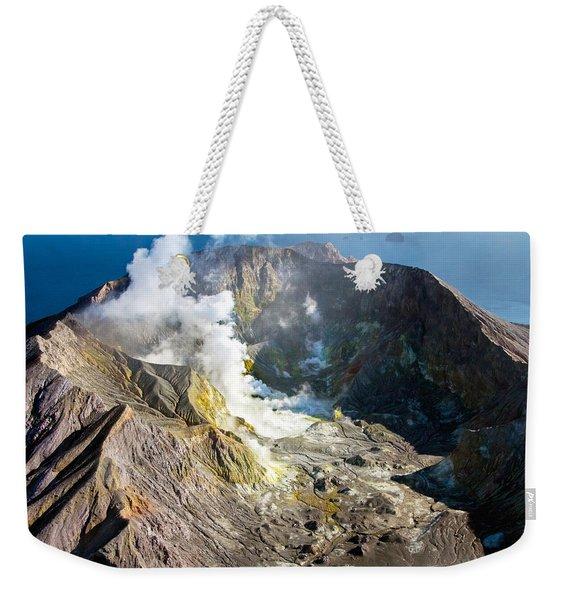 The Cauldron Weekender Tote Bag