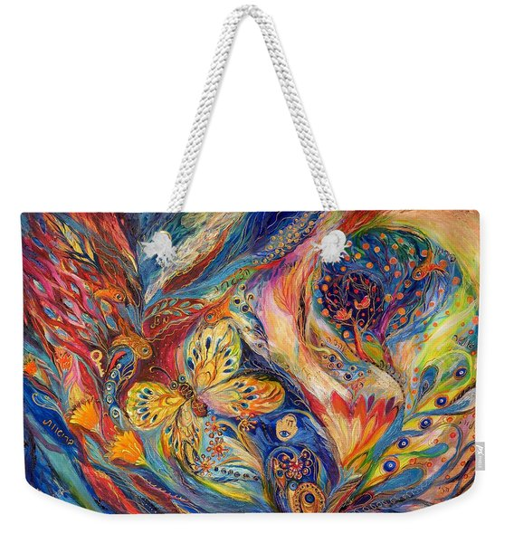 The Chagall Dreams Weekender Tote Bag