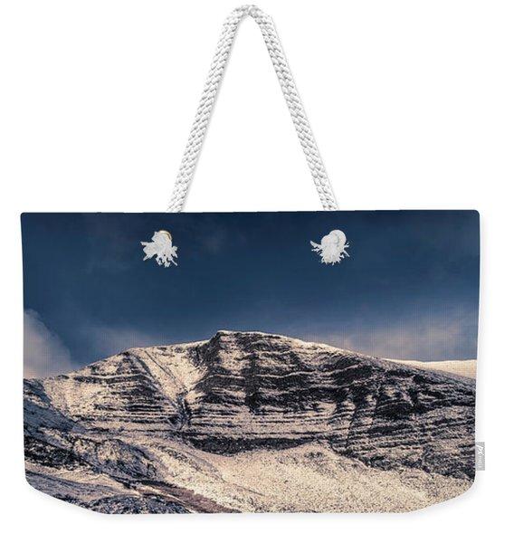 The Challenge Weekender Tote Bag
