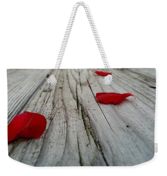 The Character Of Beauty Weekender Tote Bag