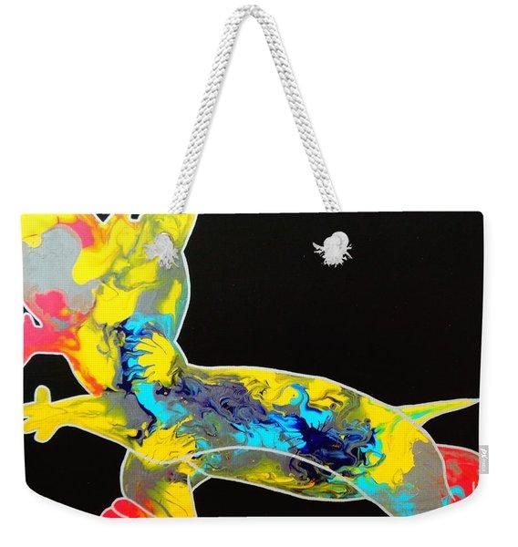 Spirit Weekender Tote Bag