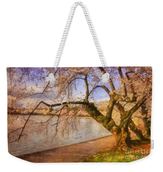 The Cherry Blossom Festival Weekender Tote Bag