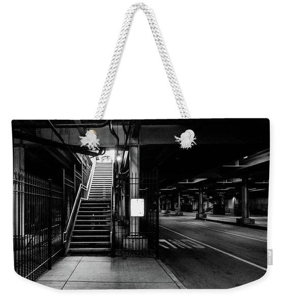 The Chi Lite Weekender Tote Bag