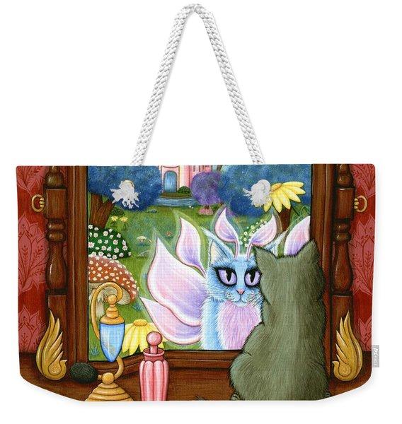 The Chimera Vanity - Fantasy World Weekender Tote Bag