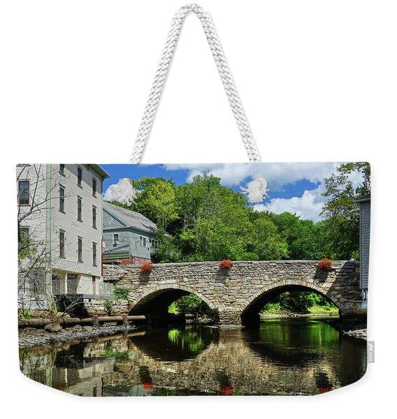 The Choate Bridge Weekender Tote Bag