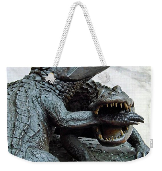 The Chomp Weekender Tote Bag