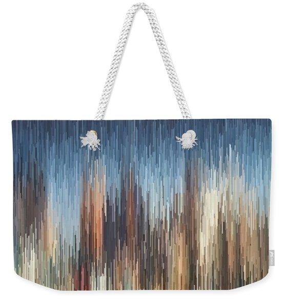The Cities Weekender Tote Bag