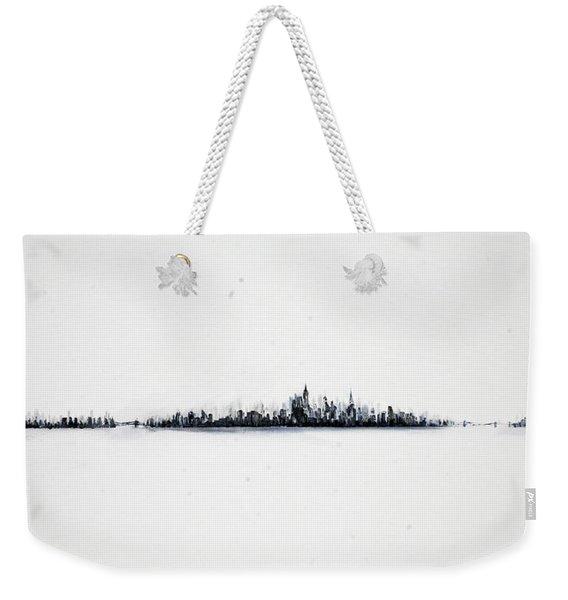 The City New York Weekender Tote Bag