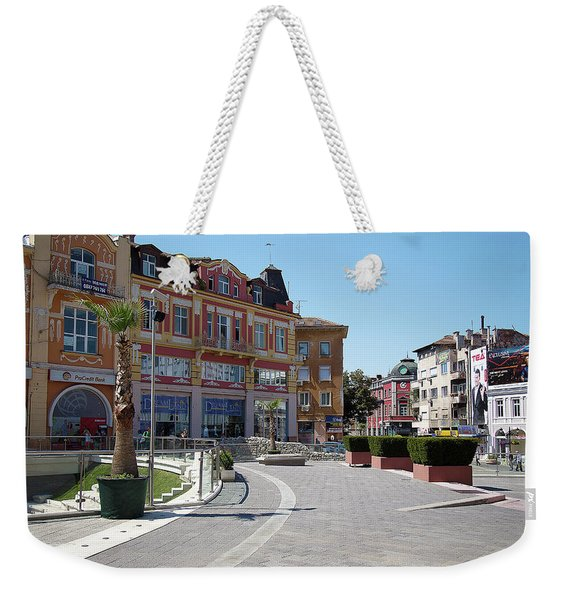 The City Of Seven Hills Weekender Tote Bag