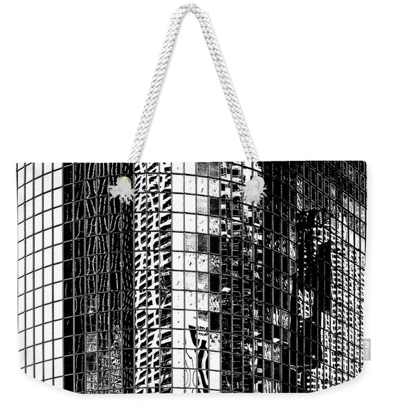 The City Within Weekender Tote Bag