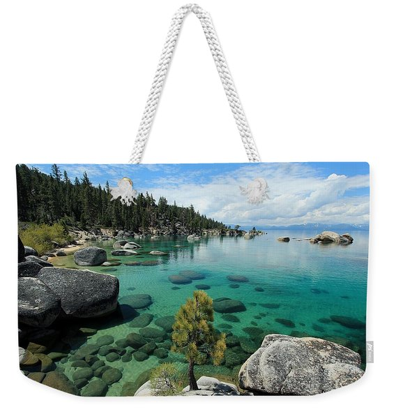 The Clarity Of Truth Weekender Tote Bag